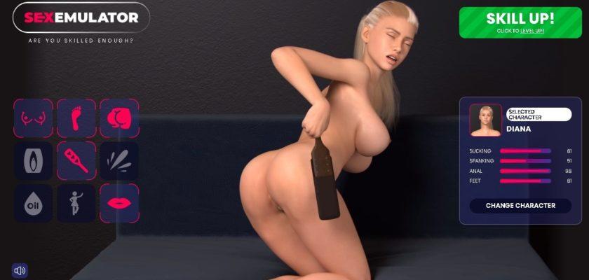 aperçu de sex emulator
